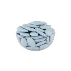 Dragées Avola dauphine  bleu brillant