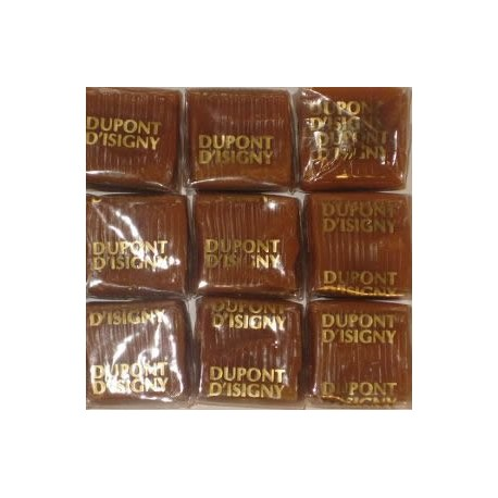 Caramel  au lait Dupont d'Isigny - Chocolat
