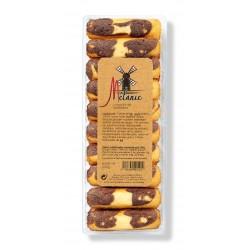 Madeleines Longues au chocolat