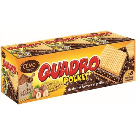 Gaufrette Quadro