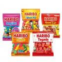Pack HARIBO: 5 sachets de 120 g