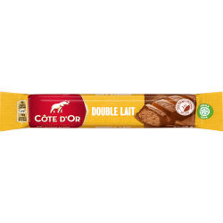 Barre Double Lait Cote d'Or