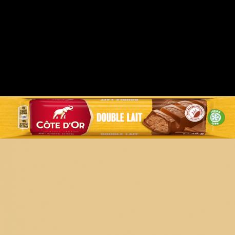 Barre Double Lait Cote d'Or