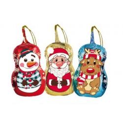 "Amis de Noël "" Accroche sapin """