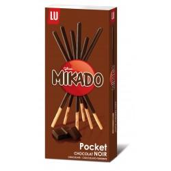 Mikado Pocket Chocolat Noir - DLUO 31.01.21