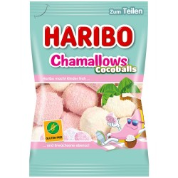 Boule de coco guimauve tendre Haribo