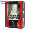 Buste Pierrot Gourmand + 40 sucettes lait et fruits