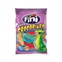 Crocodile candy bi-texturé