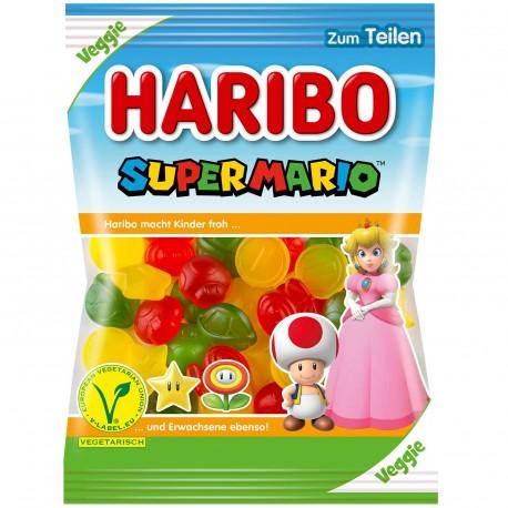 Haribo Super Mario veggie