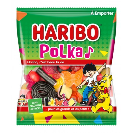 Polka sachet Haribo