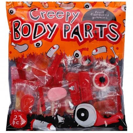 Creepy Body Parts