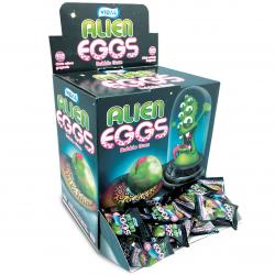 Alien Eggs Bubble Gum