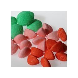 Assortiment de bonbons gélifiés sucrées