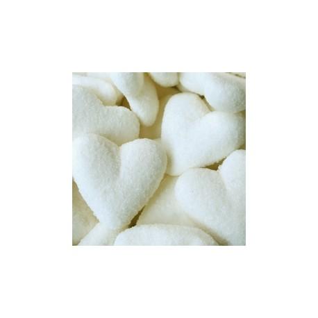 Coeurs aérés vanille