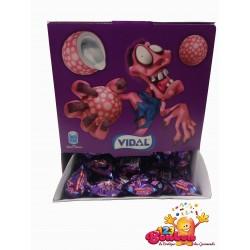 Zombie Balls Bubble Gum