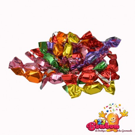 Mini bonbons d'accueil aux fruits