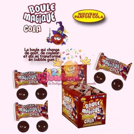 Boules magiques cola