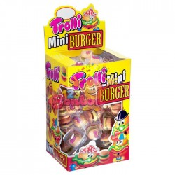 Mini burger Trolli