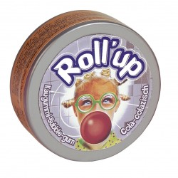 Chewing gum Roll up Cola Fizz