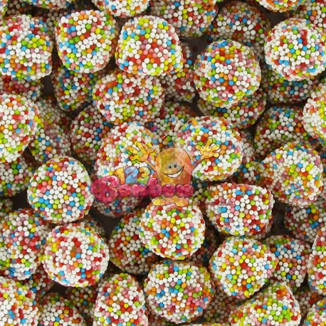 Mûres multicolores