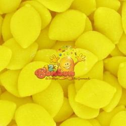 Citron jaune plat